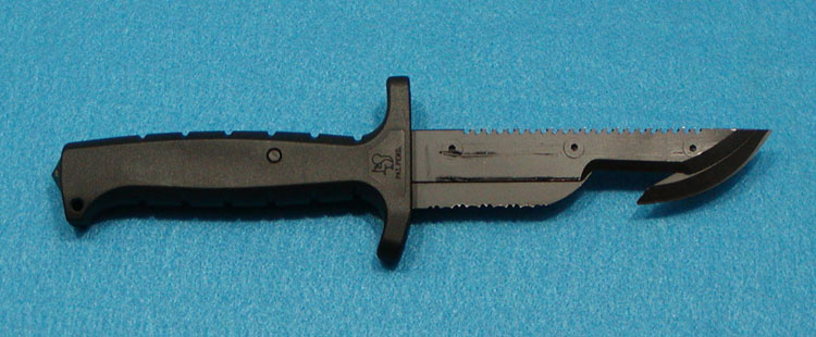 Military Survival Extraction Knife