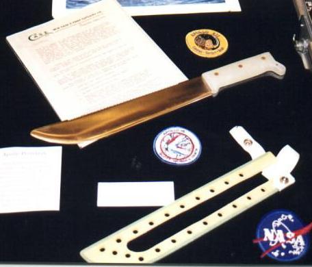 apollo space knife - photo #36