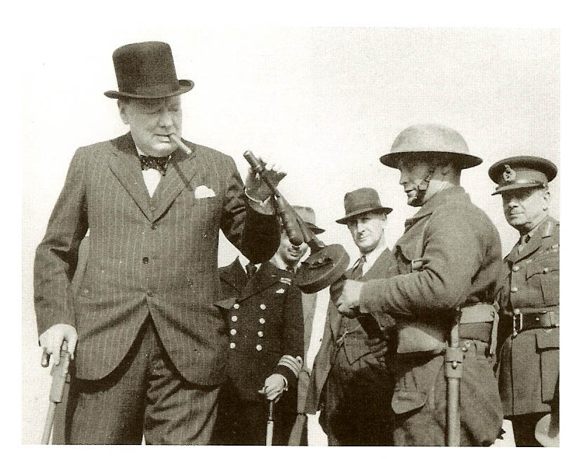 chargeur pour thompson 1928 A1 Churchill_Thompson